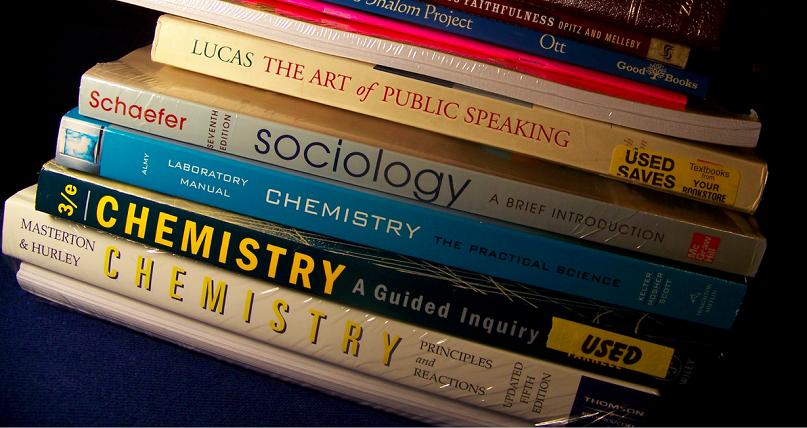 High School Textbooks - Hout Bay International School
